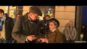 the book thief geoffrey rush featurette hd the book thief geoffrey rush featurette hd