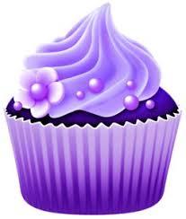 Morning Mist   Фиолетовые кексы, Капкейки, Кексы ко дню рождения