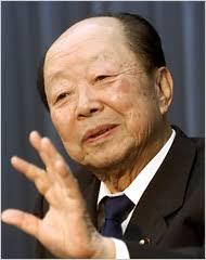 Kiichi Miyazawa. Shigeru Muta, an aide to Mr. Miyazawa's nephew, Yoichi Miyazawa, a Japanese lawmaker, announced the death, The Associated Press reported. - 29miyaz.190