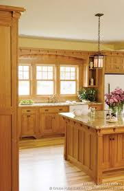kitchen design cabinets traditional light: traditional light wood kitchen cabinets  crown pointcom kitchen design ideasorg for the home pinterest craftsman wood cabinets and cabinets