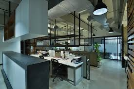 industrial office design office designs and industrial office on pinterest chic office design