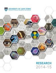 university of cape town newsroom publications publications research report 2014 to 2015