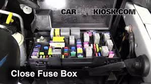 blown fuse check 2011 2016 ram 1500 2012 ram 1500 slt 5 7l v8 6 replace cover secure the cover and test component