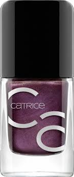 CATRICE <b>Лак для ногтей ICONails</b> Gel Lacquer, 10,5 мл, 80 Cherry ...