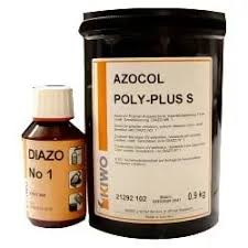 <b>Фотоэмульсия</b> KIWO <b>Azocol Poly</b>-<b>Plus S</b> (0.9 кг) купить: цена на ...