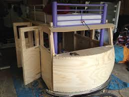 corrupt your kids homemade volkswagen bus bed vwvortex naval officer designators designer office accessories bed for office
