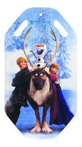 Купить ледянка детская <b>92</b> см <b>Disney Холодное сердце</b> 1 TOY ...