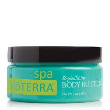 dōTERRA® SPA Replenishing <b>Body</b> Butter / Восстанавливающее ...