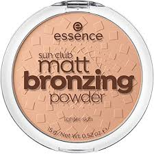 <b>Essence</b>, <b>Sun Club</b> 01 natural bronzer- Buy Online in Gibraltar at ...