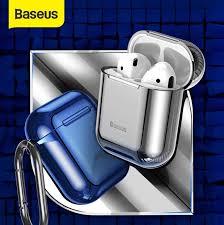 <b>Чехол Baseus Shining Hook</b> Case для Airpods 1/2 - выгодное ...