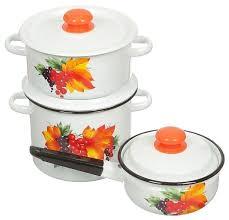 <b>Набор посуды Сибирские</b> товары N26 6 пр. — купить по ...