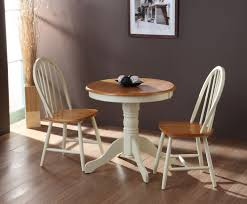 kitchen pedestal dining table set:  small pedestal dining table