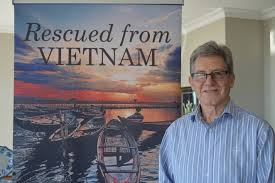 michael hosking rescued from vietnam