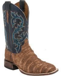 Men's <b>Crocodile</b> Skin Boots - Boot Barn