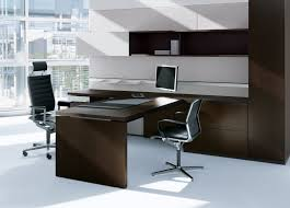 minimalist modern office executive table design with executive chair and assistant chair amazing office table chairs