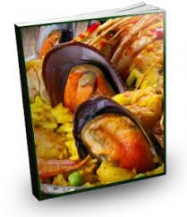 Resultado de imagem para IMAGENS DE RECEITAS DE peixes e frutos do mar