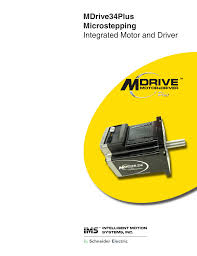 Intelligent Motion Systems Home Safety Product MDrive34Plus User ...