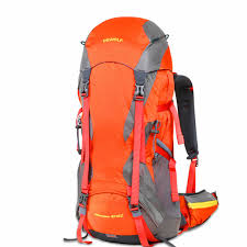 <b>50L High Capacity</b> Hiking Backpack Professional <b>Climb</b> Bag ...