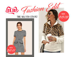 SheIn Official Store - Amazing prodcuts with exclusive discounts on ...