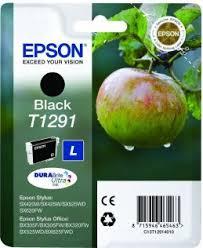 Оригинальный картридж <b>Epson T1291 Black</b> (<b>C13T12914012</b> ...