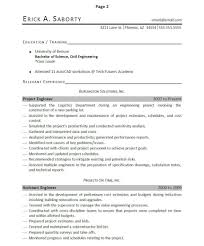 resume civil engineer resume template x cover letter gallery of sample resume of civil engineer