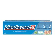 <b>Зубная паста</b> Blend-a-med 3-эффект <b>Мягкая</b> свежесть