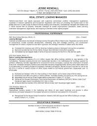 leasing professional resume objective   example of a good resume    leasing professional resume objective apartment leasing agent resume example our  top pick for real estate