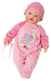 Купить <b>кукла Zapf Creation</b> My <b>Little</b> Baby Born, 32 см, цены в ...