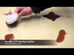 Benefits of using <b>Leather Protection</b> Cream - YouTube