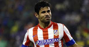 Diego Costa ham jarohat oldi
