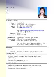 resume template 2014 coverletter for job education resume template 2014 73 simple resume templates o hloom example of resume application job template