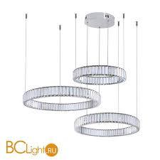 Купить подвесной <b>светильник Newport</b> Rondo <b>15853</b>/<b>S</b> chrome с ...