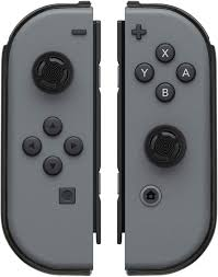 <b>Накладки</b> для <b>Nintendo Switch Joy</b>-<b>Con Armor</b> Guards 2 Pack Black ...