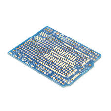 <b>PROTOTYPING SHIELD PCB BOARD</b> FOR ARDUINO – opponix