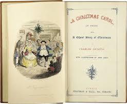 Рождественская песнь в прозе — Википедия