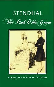 new directions publishing company stendhal cover image for the pink the green
