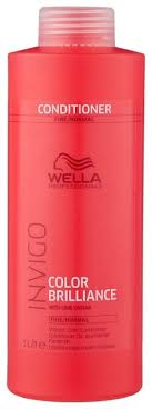 Wella Professionals <b>бальзам</b>-уход Invigo Color Brilliance Fine ...