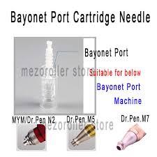 Online Shop 100pcs/lot Mezoroller <b>Bayonet Cartridge Replacement</b> ...