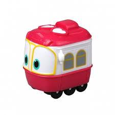 Роботы-поезда (<b>Robot Trains</b>)