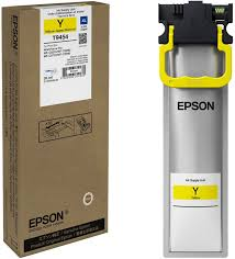 Epson C13T945440 - <b>контейнер</b> повышенной емкости с <b>желтыми</b> ...