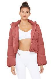 Velvet <b>Puffer Jacket</b>