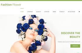 <b>Fashion Flower</b>: Home