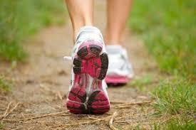 Como bajar de peso caminando