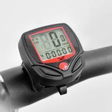 Buy <b>Waterproof</b> Bicycle Bike Cycle Digital <b>LCD Display</b> Computer ...