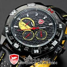 И снова <b>часы SHARK</b> Date Day 6 Hands Stainless Steel Case ...