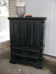 distressed furniture teal and painted furniture on pinterest black painted furniture ideas
