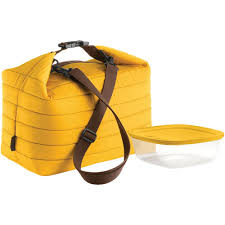 <b>Набор</b> Handy: <b>термосумка</b> и <b>контейнер</b>, <b>большой</b>, желтый ...