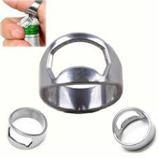 <b>1 PC</b> Stainless Steel Finger Ring Bottle Opener <b>Bar Beer</b> tool Colors ...