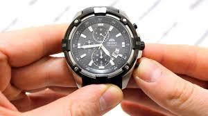 <b>Часы Orient TT0Y006B</b> [FTT0Y006B0] - видео обзор от ...