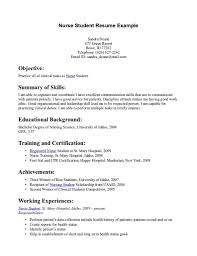 lpn resume new graduate cipanewsletter it resumes bitrace co practical nursing student resume sample lpn